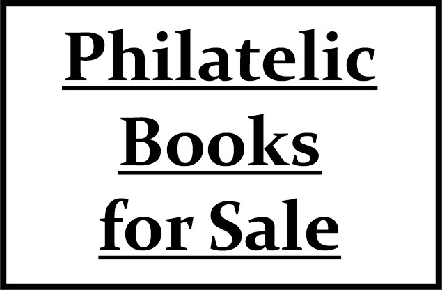 Philatelic Books for Sale